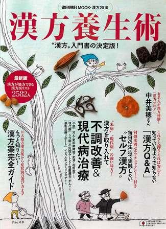 漢方養生術 2010年. 表紙